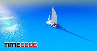 ship-on-a-blue-sea