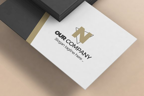 Business Card Mock-Up 7