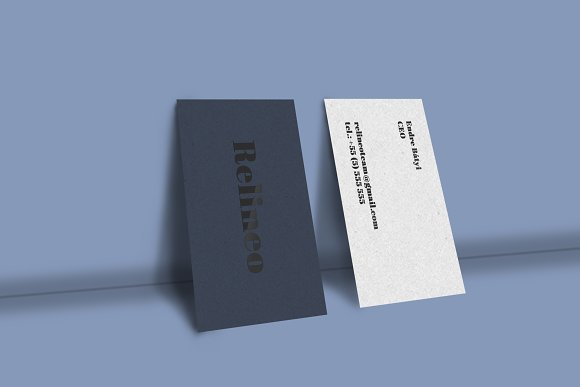 Business Card Mock-up Bigpack