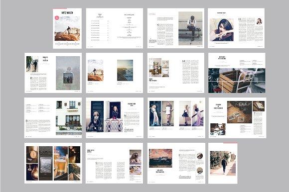 A5 ARTZ Magazine