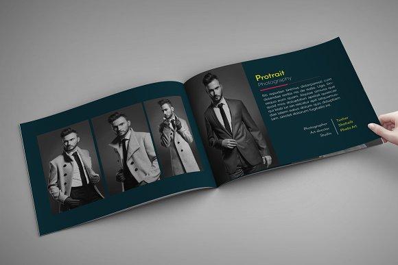 Portfolio Photo Book