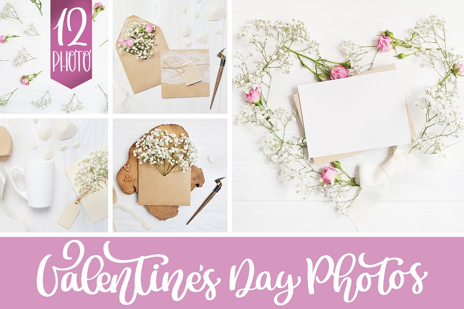 Valentine`s Day photos