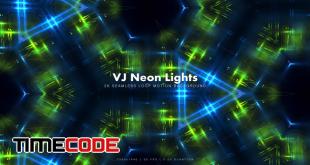VJ Neon Lights 14