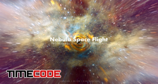 Nebula Space Flight 12
