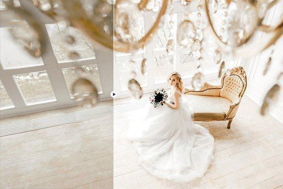 1200+ Wedding Bundle PS | LR items