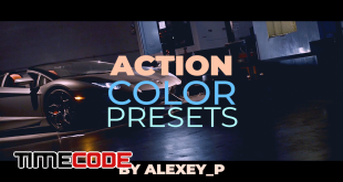 Action Color Presets