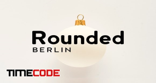 BERLIN Rounded - Sans Serif Typeface