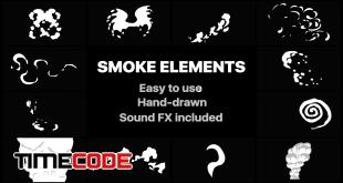 Funny Smoke Elements