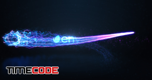 Particle Stream Reveal