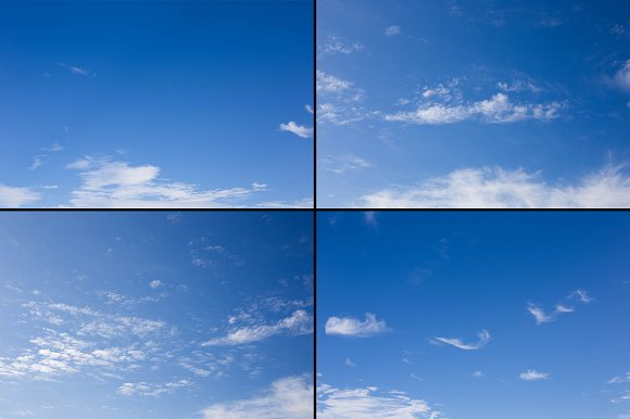 Sky Backgrounds Vol. 1