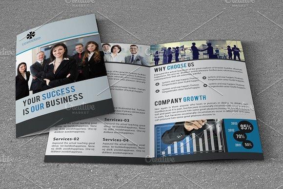 Business Brochure V788