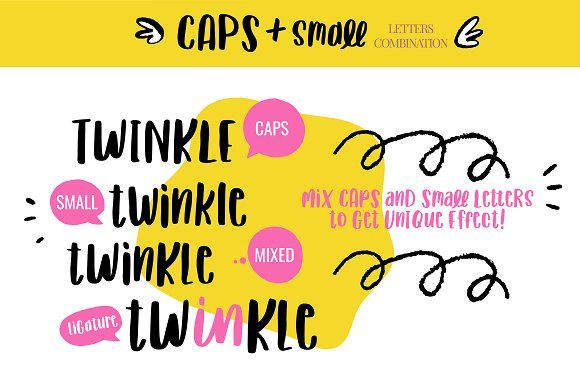 Catch Feels - Lovely and Quirky font