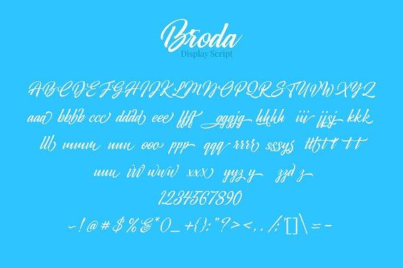 Broda Script