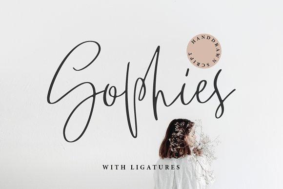 SOPHIES SCRIPT