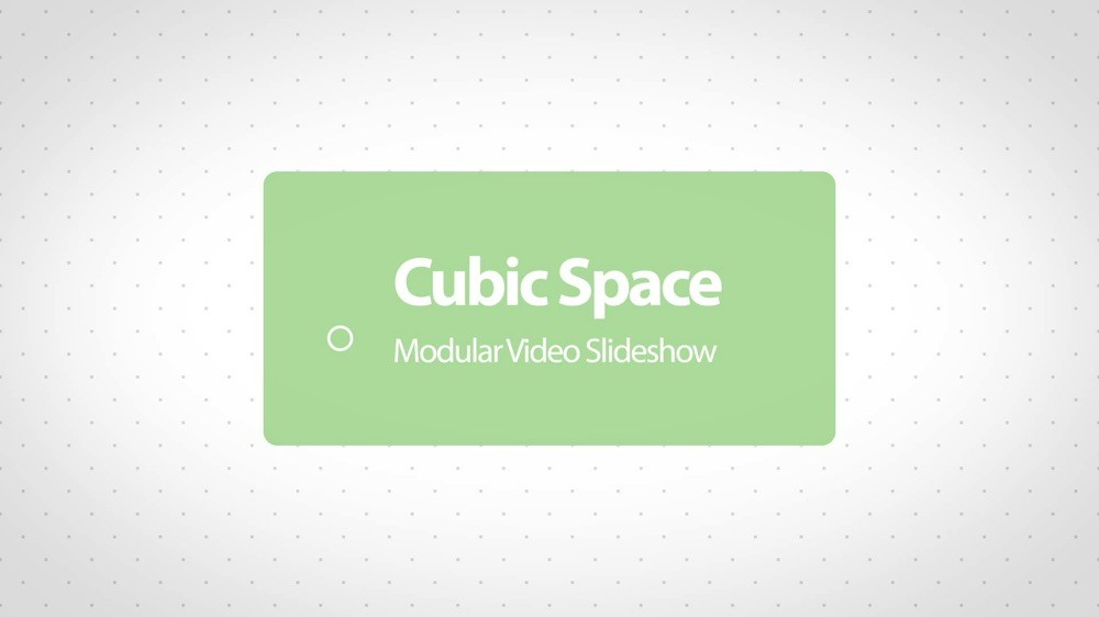 Cubic Space