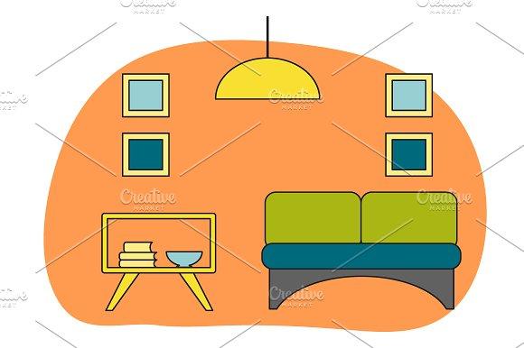 Scene generator for kids room design