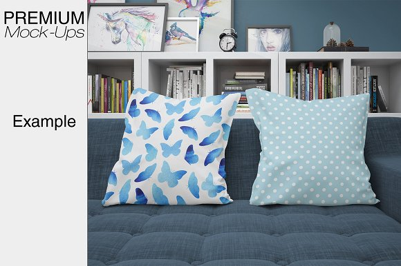 Pillows Mockup Set