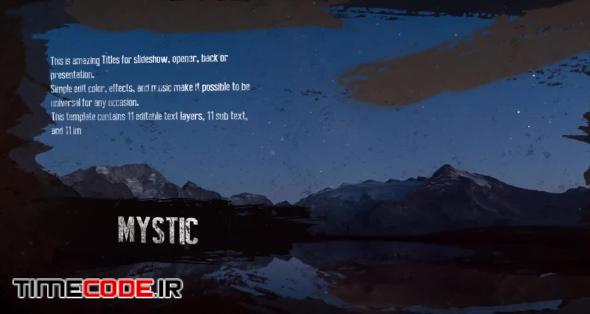 Mystic Opener