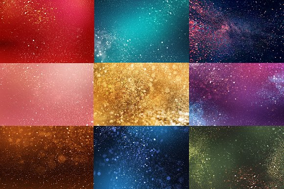 Stardust Universe Background Kit