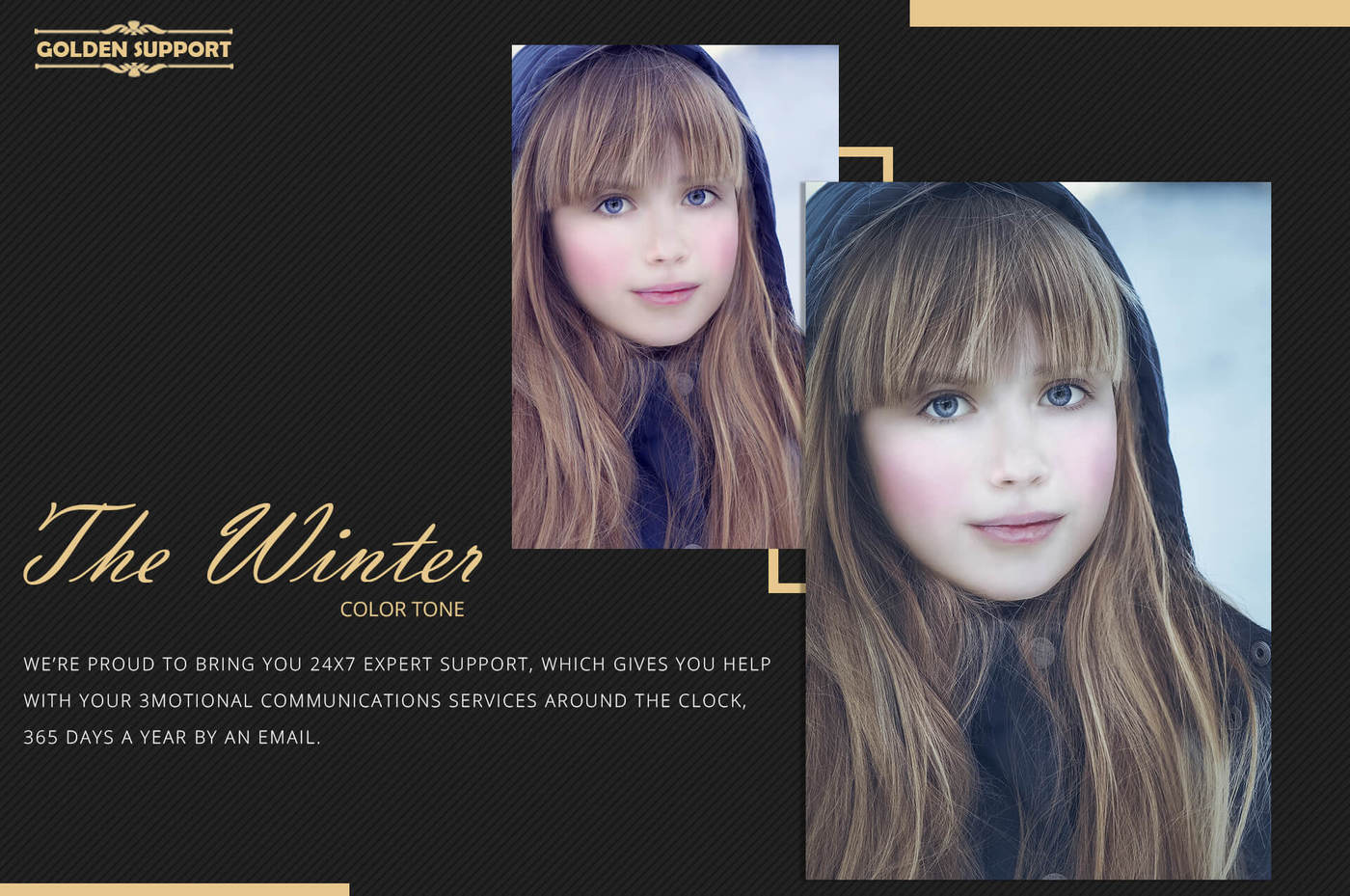 winter Theme Color Grading 01 Premium Lightroom Presets