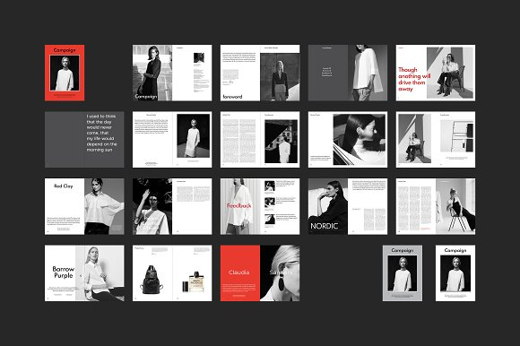 Fashion+Lifestyle Magazine