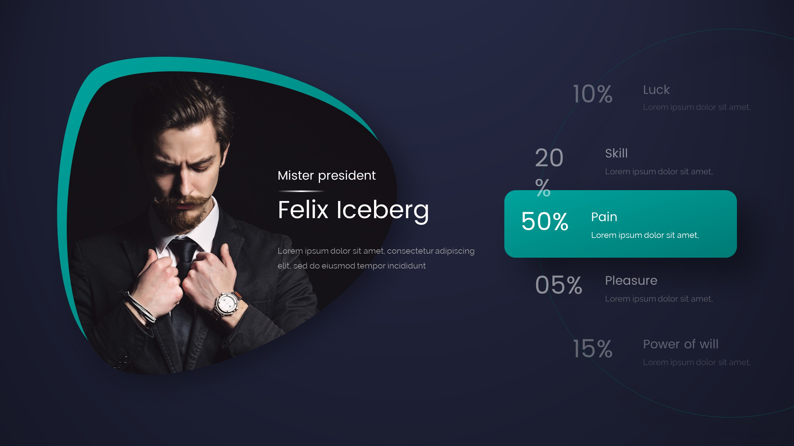 Promotion Creative Powerpoint Template
