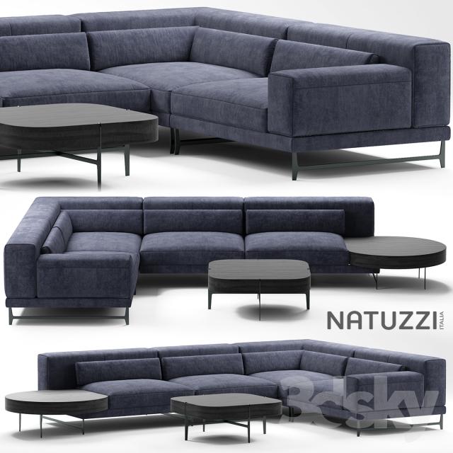 Sofa Natuzzi Ido