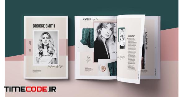 Brooke Smith / Magazine Template