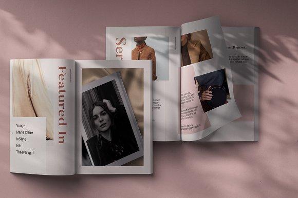 Felicity - Creative Portfolio
