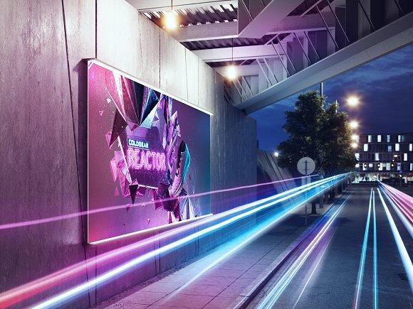 Under the Bridge - Billboard Mock-up