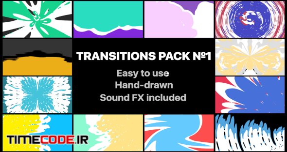Liquid Transitions Pack 01