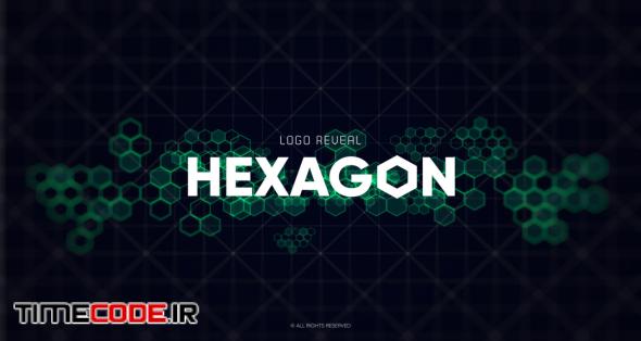 Logo - Technology Hexagon