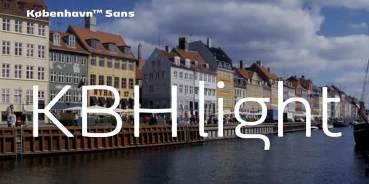 FP København Sans