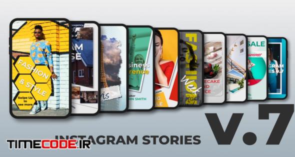 Instagram Stories V.7