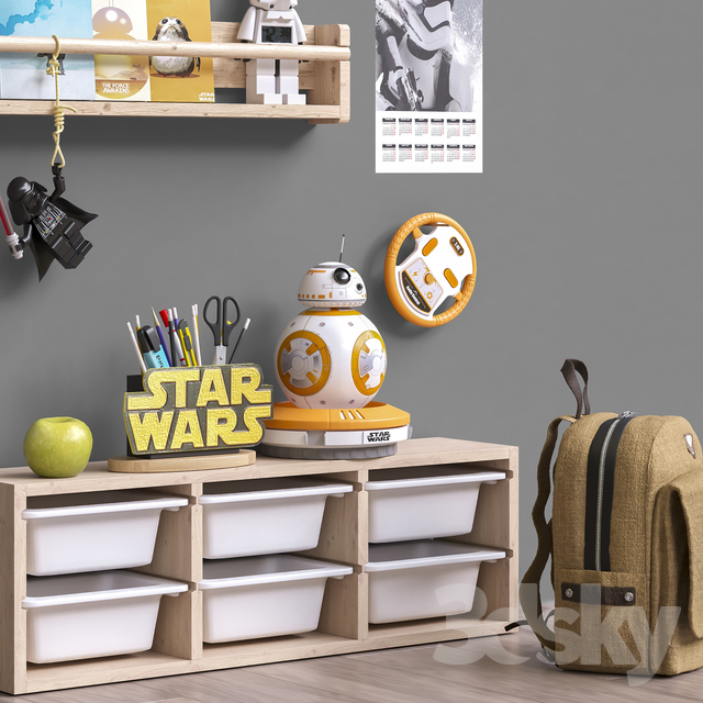 Toys And Furniture Set 50