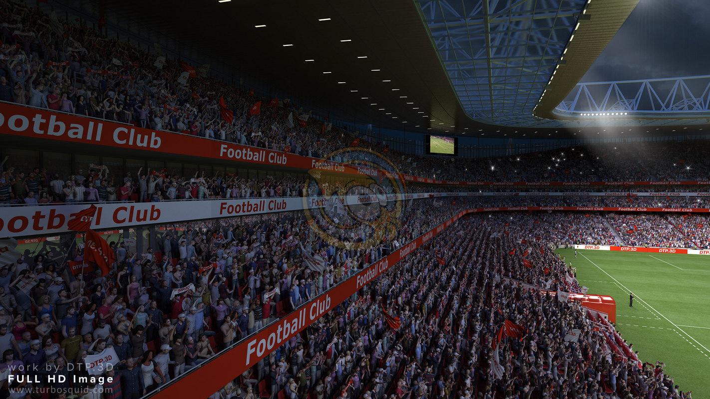 Soccer Stadium ES