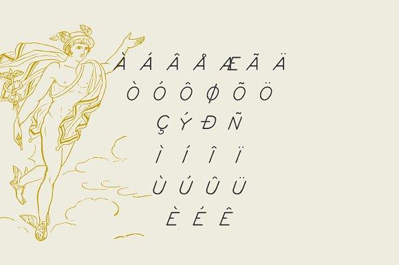Kyril — A Display Hand-drawn Font