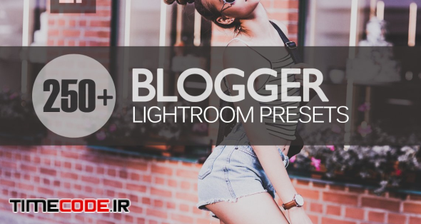 Blogger Lightroom Presests Bundle