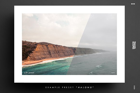 TRAVEL SCAPES | LR Landscape Looks