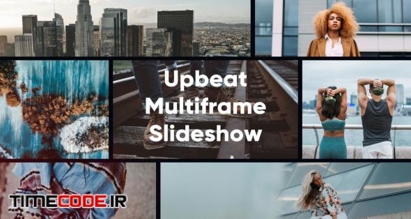 Upbeat Multiframe Intro Slideshow