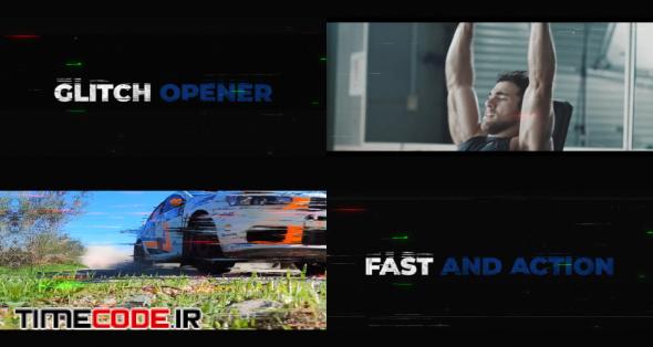 Glitch Opener/Promo