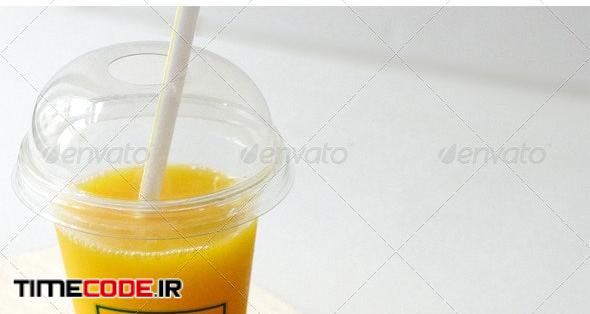 Cafe Branding Mockup