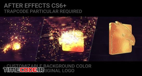 Epic Particles Logo Reveal