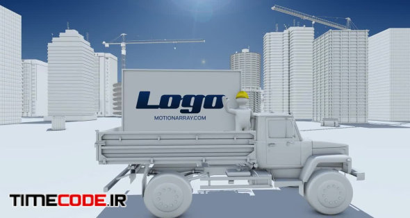 Construction Site Logo