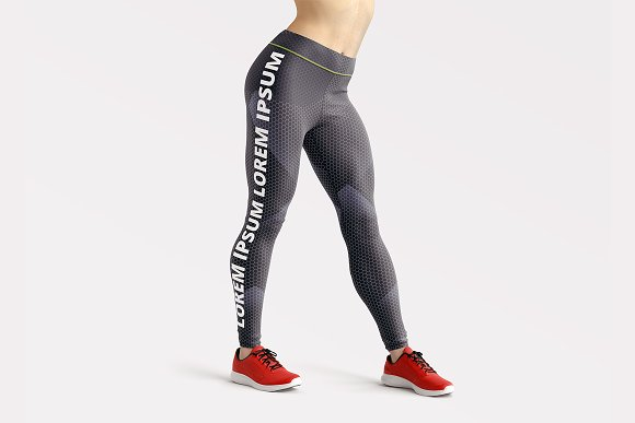 Leggings 2 Mockup Set