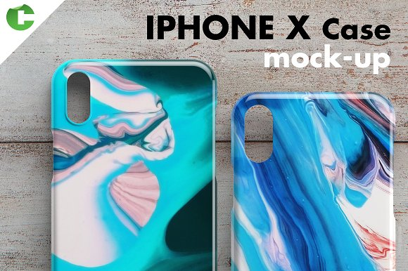 IPhone X Case Mock-up