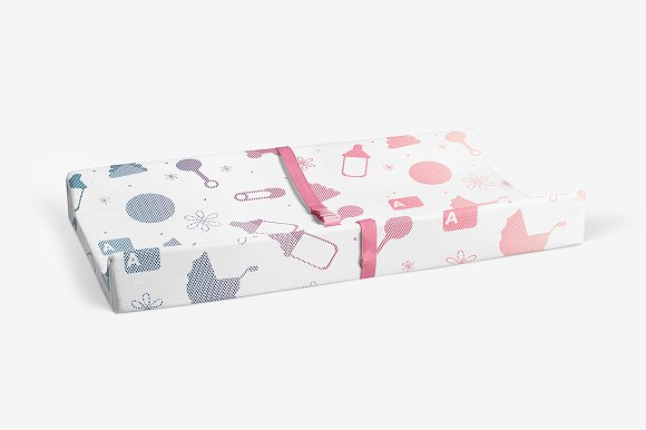 Changing Pad Mockup Set