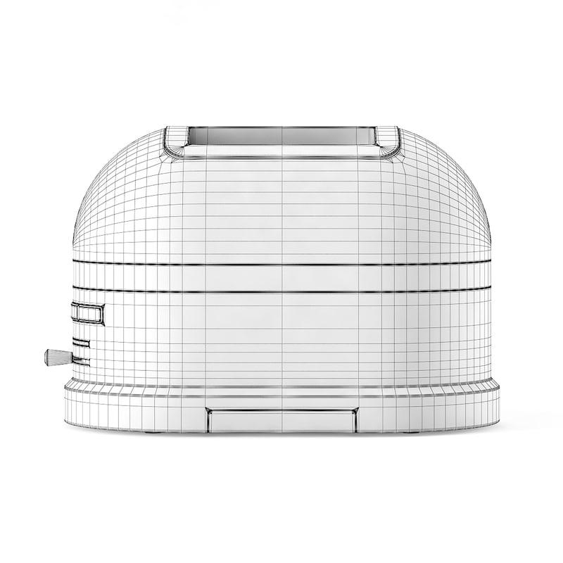 3D Kitchen Appliances CGAxis Models Volume 61