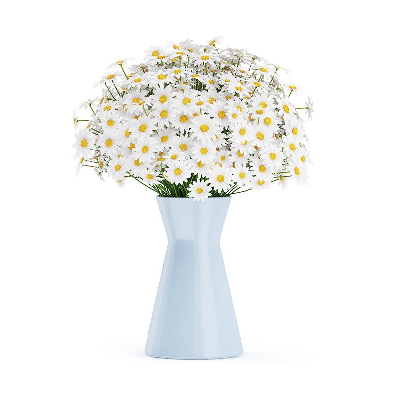 CGAxis Models Volume 63 3D Flowers III
