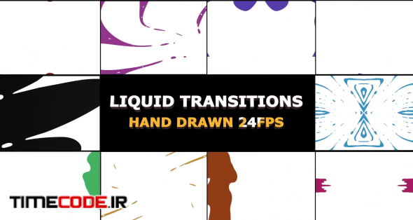 Liquid Transitions Pack Apple Motion